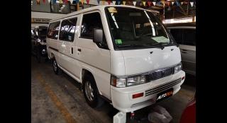 2014 Nissan Urvan Shuttle