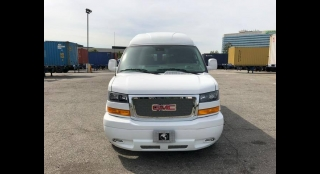 2019 GMC Savana Limited Extended V8