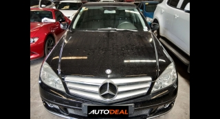 2011 Mercedes-Benz C-Class Sedan C180 CGI BlueEFFICIENCY