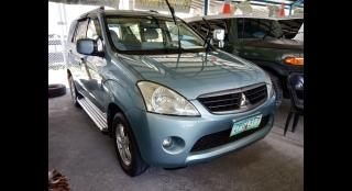 2008 Mitsubishi Fuzion GLX