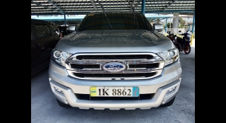 2016 Ford Everest 2.2L AT Diesel
