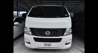 2015 Nissan NV350 Urvan MT