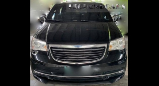 2013 Chrysler Town & Country 3.6 L