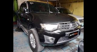 2014 Mitsubishi Strada GLX (4x2) MT