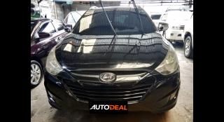 2013 Hyundai Tucson 2.0 CRDi 4WD AT
