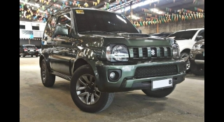2017 Suzuki Jimny JLX 1.3L AT Gasoline (4X4)