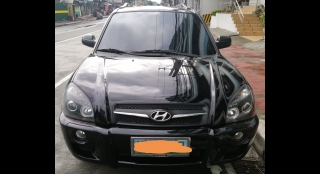 2009 Hyundai Tucson 2.0 CRDi 4X2 AT