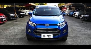 2017 Ford EcoSport 1.5 Titanium AT