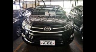 2017 Toyota Innova 2.8E AT Diesel