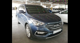 2017 Hyundai Grand Santa Fe CRDi AT