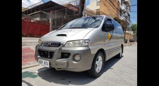 2001 Hyundai Starex SVX RV