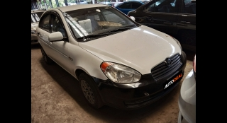 2010 Hyundai Accent Sedan 1.5 CRDi MT