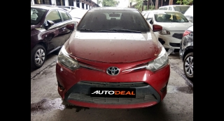 2017 Toyota Vios 1.3E AT