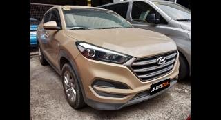 2016 Hyundai Tucson 2.0L MT Gasoline
