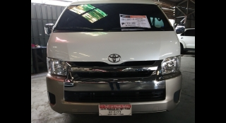 2017 Toyota Hiace Super Grandia AT