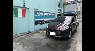 2014 Ford Fiesta Hatchback Ecoboost