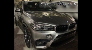 2018 BMW X5 X5M 4.4L