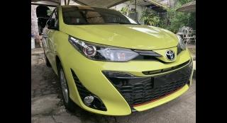 2018 Toyota Yaris 1.5 S CVT
