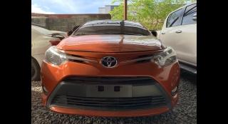 2017 Toyota Vios E 1.3L CVT