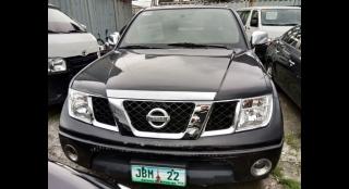 2011 Nissan Frontier Navara Krome Edition (4X4) AT