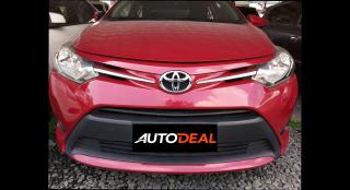 2014 Toyota Vios E MT