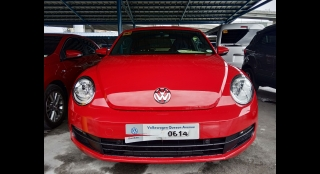 2014 Volkswagen Beetle 2.0L AT Gasoline