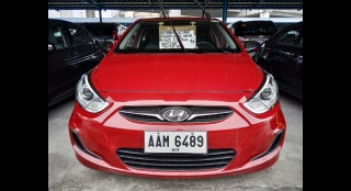 2014 Hyundai Accent Hatchback 1.6L AT Diesel