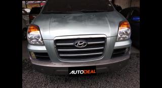 2007 Hyundai Starex GRX CRDi MT