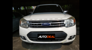 2015 Ford Everest XLT (4X2) MT