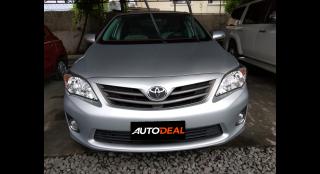 2007 Toyota Corolla Altis 1.6 E MT