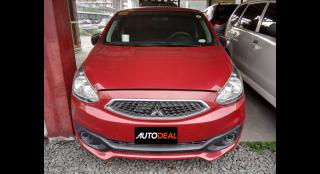 2017 Mitsubishi Mirage GLX MT Gasoline