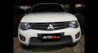 2017 Mitsubishi Strada 2.4L MT