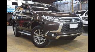 2016 Mitsubishi Montero Sport 2.5L AT Diesel