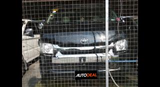 2017 Toyota Hiace GL Grandia MT