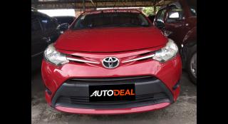 2016 Toyota Vios 1.5L MT GASOLINE