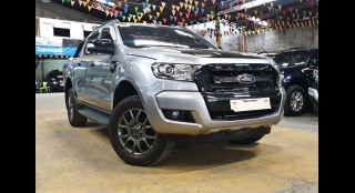 2017 Ford Ranger 2.2 FX4 AT
