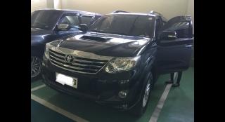 2014 Toyota Fortuner G 2.5L MT Diesel