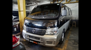 2007 Nissan Urvan Estate