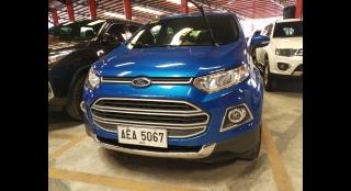 2015 Ford EcoSport 1.5L MT Gasoline