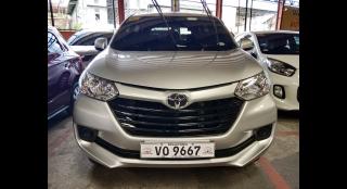 2017 Toyota Avanza E MT