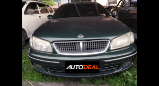 2004 Nissan Sentra GS 1.6L AT Gasoline
