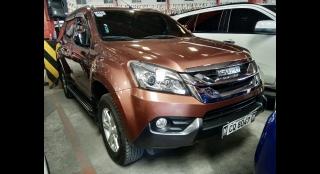 2017 Isuzu mu-X AT Diesel