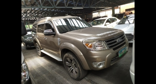 2013 Ford Everest Limited (4X2) AT