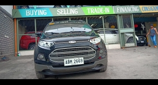 2015 Ford EcoSport Trend AT