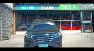 2013 Honda CR-V 2.0L MT Gasoline