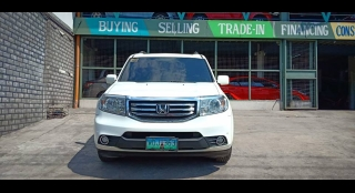 2013 Honda Pilot EX AT