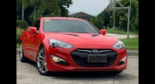 2014 Hyundai Genesis Coupe FL 3.8L V6 6MT Brembo