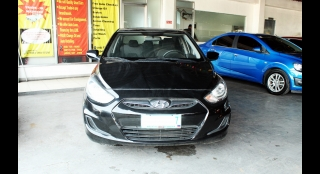 2014 Hyundai Accent Sedan 1.4L AT Gasoline