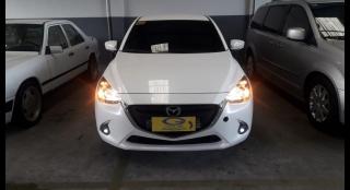 2018 Mazda 2 Sedan 1.5 SkyActiv R AT (Soul Red)
