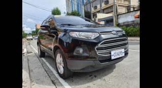2017 Ford EcoSport 1.5L AT Gasoline